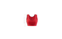 CURARE Short Top rouge (top court)